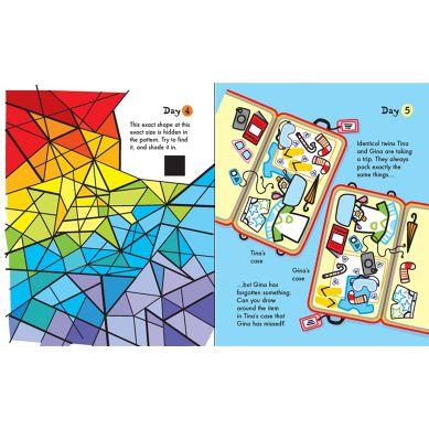 Wydawnictwo Usborne Publishing - A Puzzle a Day