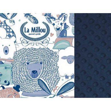 La Millou - Poduszka Kura Navy La Millou Family