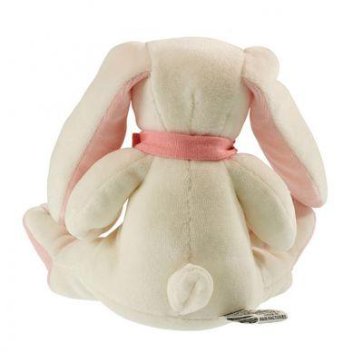 Maud'N'Lil - The Bunny Soft Organiczny Mięciutki Przyjaciel Rose