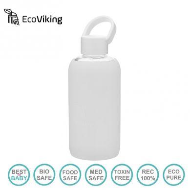 Eco Viking - Pure Water Iceberg Szklana Butelka Nawadniająca dla Mam