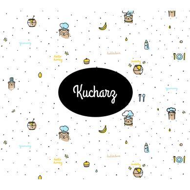 Lullalove - DouDou Pierwsza Przytulanka Kucharz