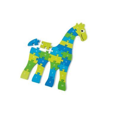 Buiten Speel - Puzzle Żyrafa A-Z