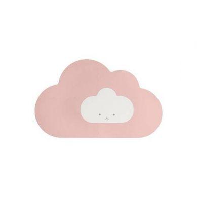 Quut - Mata do Zabawy Piankowa Podłogowa Chmurka Playmat Blush Rose