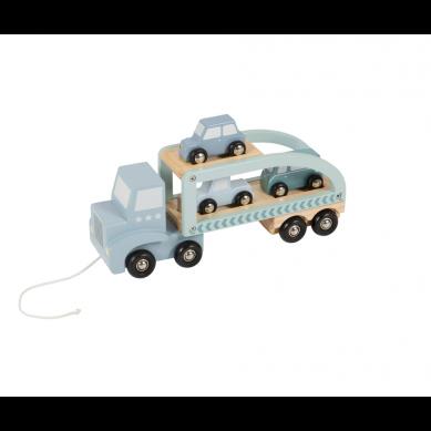 Little Dutch - Ciężarówka Drewniana