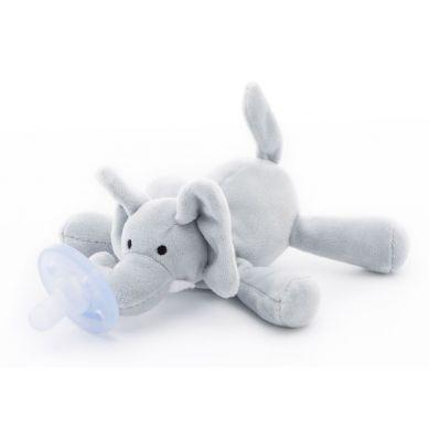 Minikoioi - Smoczek Uspokajający z Przytulanką Elephant