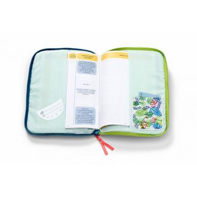 Lilliputiens - Okładka na Książeczkę Zdrowia Lemur Georges