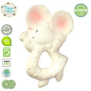 Meiya & Alvin - Organiczny Gryzak Meiya Mouse