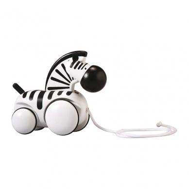 Plan Toys Zebra do ciągnięcia