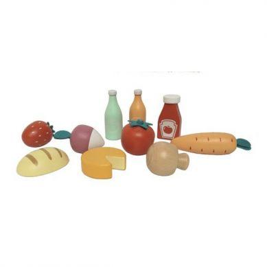 Egmont Toys - Mały Drewniany Sklep Spożywczy 3+
