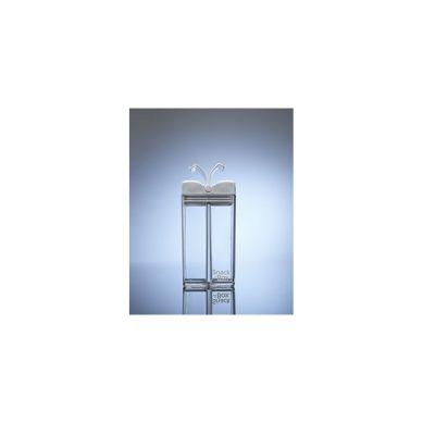 SNACK IN THE BOX - Unique Pojemnik na przekąski white clear