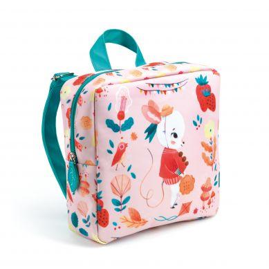 Djeco - Plecak dziecięcy Myszka