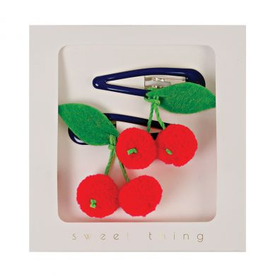Meri Meri - Zestaw Spinek Cherries