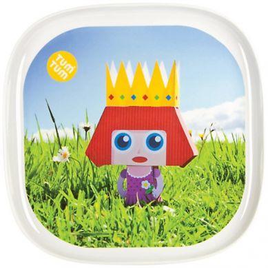 Tum Tum - Talerz Księżniczka