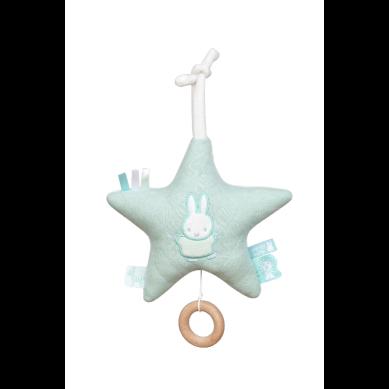 Tiamo - Pozytywka Miffy Star Mint