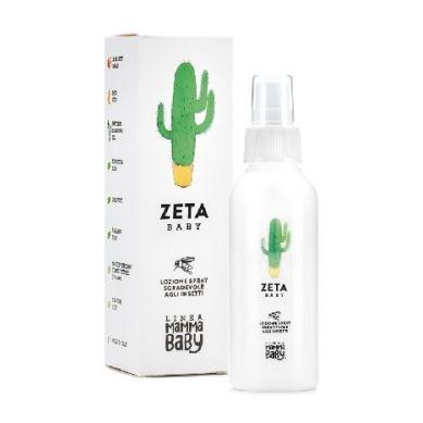 Linea MammaBaby - Spray Odstraszający Owady Baby Zeta 100ml