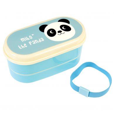 Rex - Dwupoziomowy Lunchbox Miko the Panda