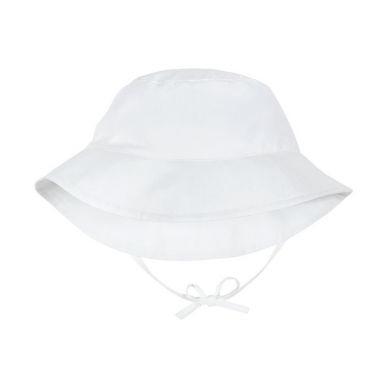 Lassig - Kapelusz Dwustronny UV 50+ White 18-36m