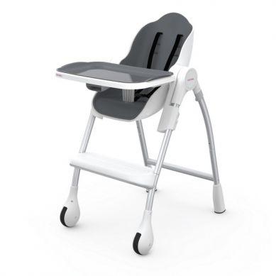 Oribel - Krzesełko do Karmienia Cocoon Ciemnoszary