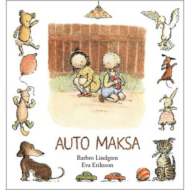 Wydawnictwo Zakamarki Auto Maksa