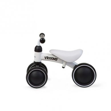Childhome - Rowerek Biegowy Vroom White 2+