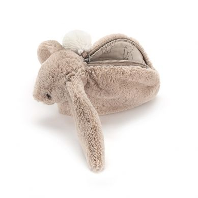 Jellycat - Portmonetka Basful Bubby Beige 10cm