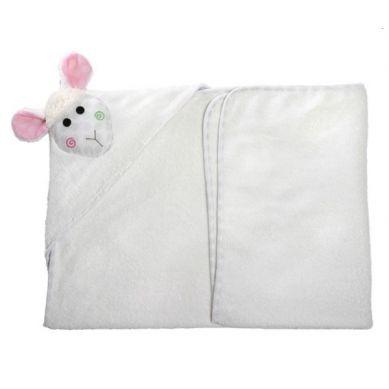 Zoocchini - Ręcznik z Kapturem Owieczka