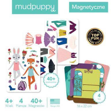 Mudpuppy - Magnetyczne postacie Leśne baletnice