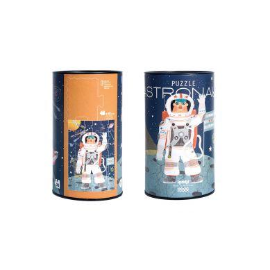 Londji - Puzzle w Tubie Astronaut