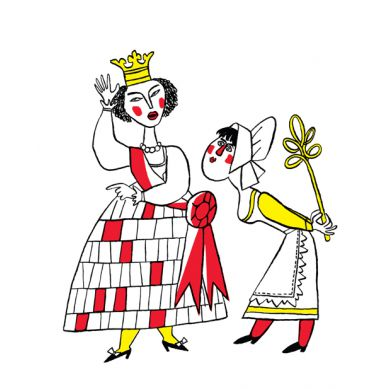 Wydawnictwo Dwie Siostry - Śniadanie u Króla