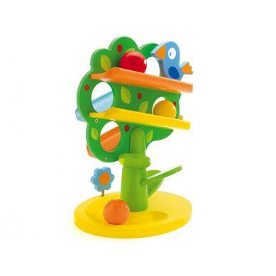 Djeco Zręcznościowa Zabawka Drzewko Tac Boum