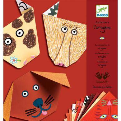 Djeco Origami ze Zwierzętami