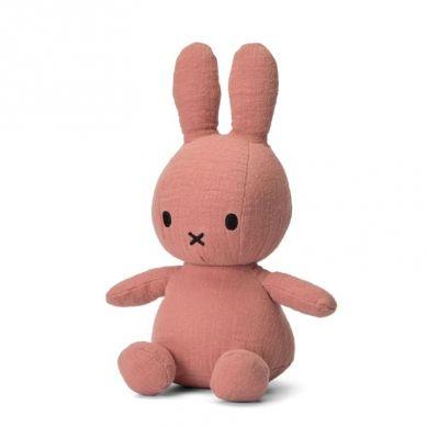Miffy - Przytulanka Mousseline Pink 23cm