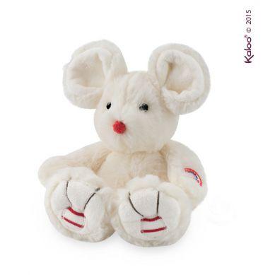 Kaloo - Przytulanka Kolekcja Rouge Myszka Kość Słoniowa 19 cm