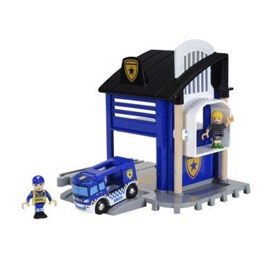 BRIO - World Zestaw Komisariat Policji