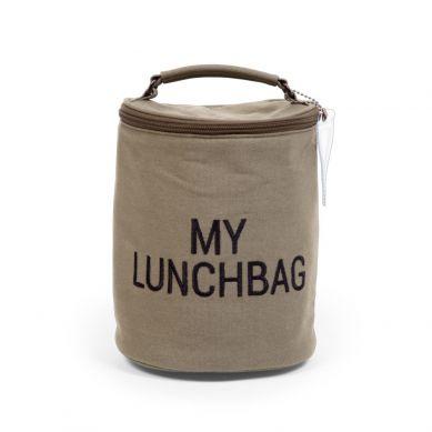 Childhome - Śniadaniówka My Lunchbag Kanwas Khaki