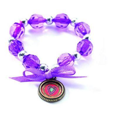 Djeco - Zestaw do Tworzenia Biżuterii Perły i Serca