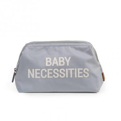 Childhome - Kosmetyczka Baby Necessities Szara