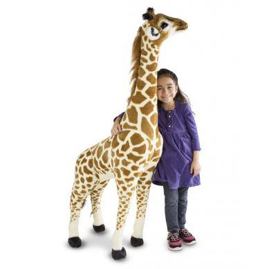 Melissa & Doug - Ogromna Przytulanka Giraffe