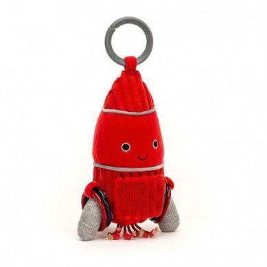 Jellycat - Cosmopop rakieta zabawka aktywna 22cm