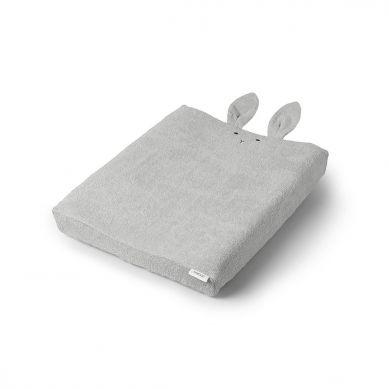 Liewood - Prześcieradło na Przewijak Rabbit Dumbo Grey