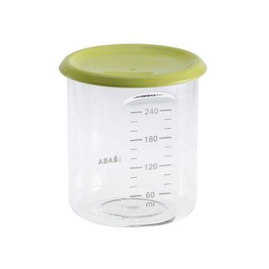 Beaba - Słoiczek z Hermetycznym Zamknięciem 240 ml Neon