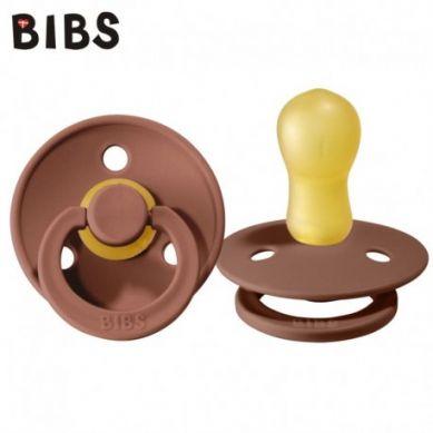 BIBS - Smoczek Uspokajający Hevea Woodchuck L 18m+