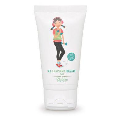 Bubble&CO - Organiczny Dezynfekujący i Nawilżający Żel do Rąk 50 ml For Sport