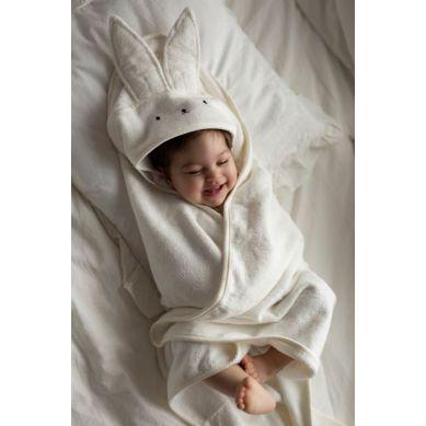 My Memi - Bambusowy ręcznik navy blue - rabbit