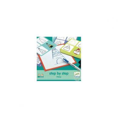 Djeco - Nauka Rysowania Krok Po Kroku Primo