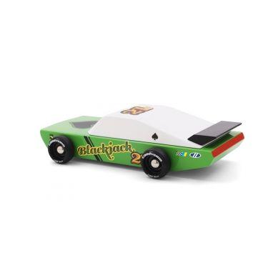 Candylab - Drewniany Samochód Blackjack Racer