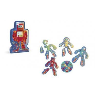 Scratch - Gra ze Spinerem Puzzle Roboty 3+
