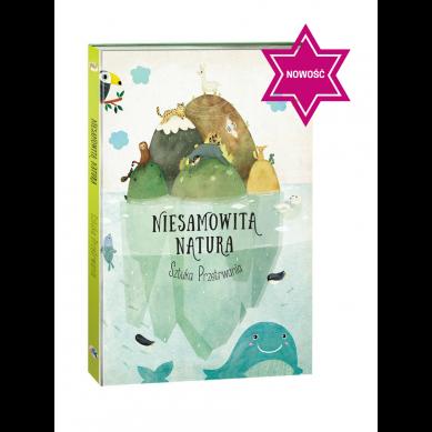 Wydawnictwo Tata Robi Książki - Niesamowita Natura. Sztuka Przetrwania