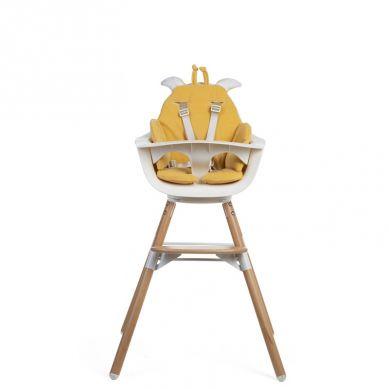 Childhome - Ochraniacz-poduszka do Krzesełka Żyrafa Ochre