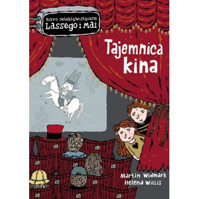 Wydawnictwo Zakamarki Tajemnica Kina